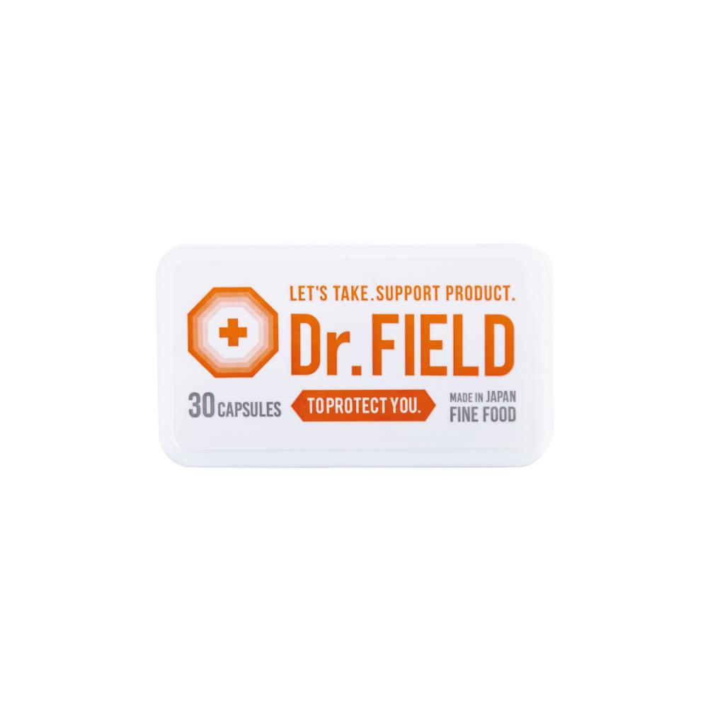 ドクターフィールドサプリメント公式通販サイトオープンしました。